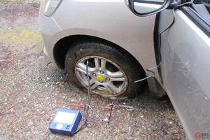 普及進む「タイヤパンク応急修理キット」4割のユーザーが使用方法把握せず 有効期限切れで使用不能の恐れも