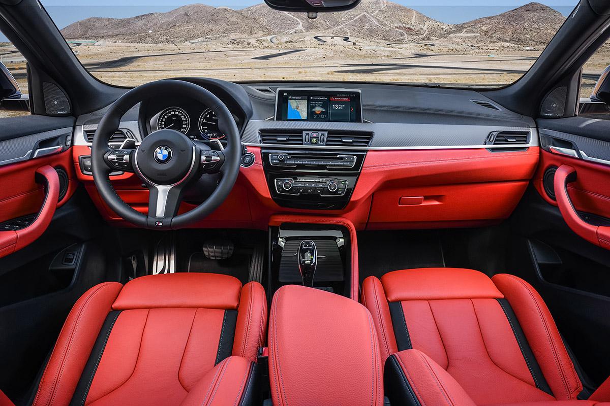 BMW 新型「X2」ラインアップに「X2 M35i」「X2 18d」追加
