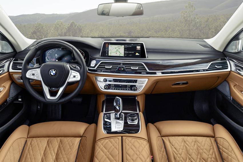 BMW 「7シリーズ」をマイナーチェンジ