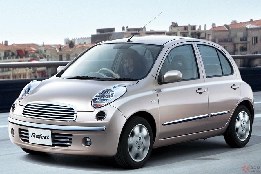 日本人はクラシックカーに憧れる!? 無理矢理感あるレトロ調な車5選