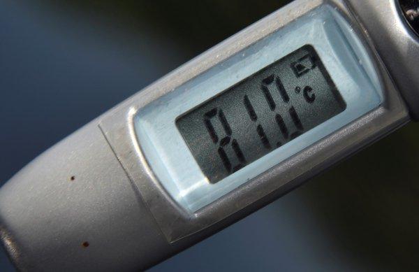 【どこについている? 誤差はないのか?】クルマの外気温計の謎