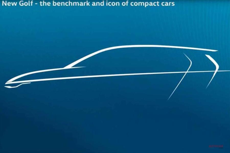 新型フォルクスワーゲン・ゴルフ 発表はフランクフルト・モーターショー後