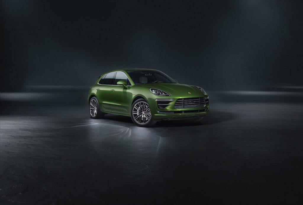 ポルシェ「マカン ターボ」をパワーアップ! 440psを生む最速SUVがデビュー