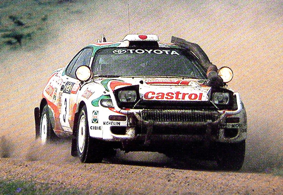 【10年ぶり日本開催復活! ラリーこそ日本車の輝く真髄!!】 WRCベースマシンの熱き系譜[トヨタ 日産編]
