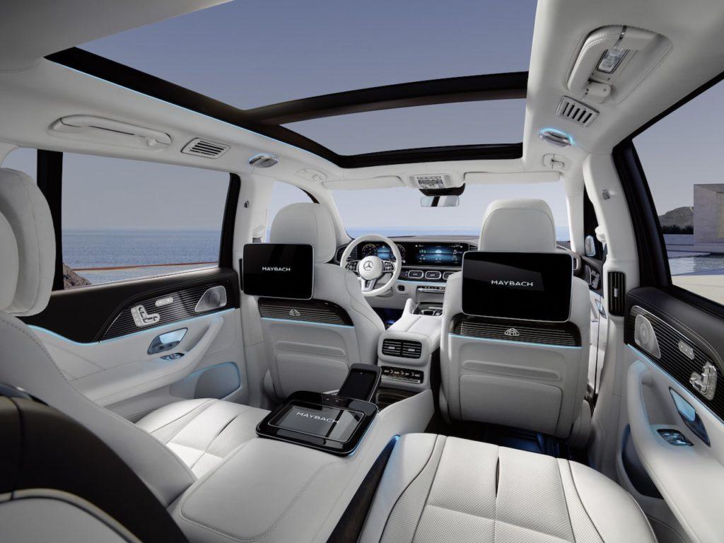 """""""マイバッハ""""を冠するGLSが登場。これぞメルセデス製SUVのトップ・オブ・トップ"""