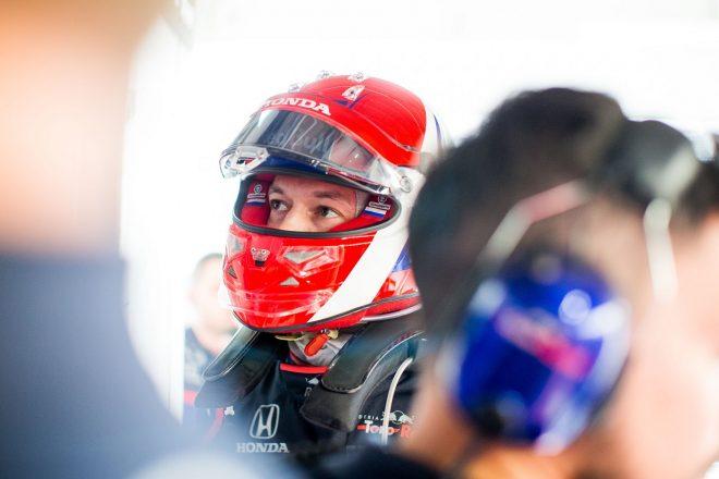 クビアト12位「レースペースはいいのにポイントに届かず。予選の改善が必要」:トロロッソ・ホンダ F1日本GP