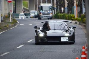 【試乗】公道を走れるレーシングカー「ダラーラ ストラダーレ」に乗った!