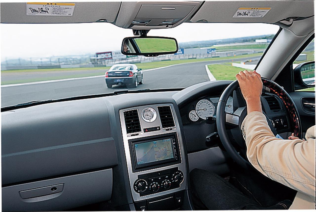 【ヒットの法則107】クライスラー300Cはドライバーの意思通りに動く、驚くほど従順だ