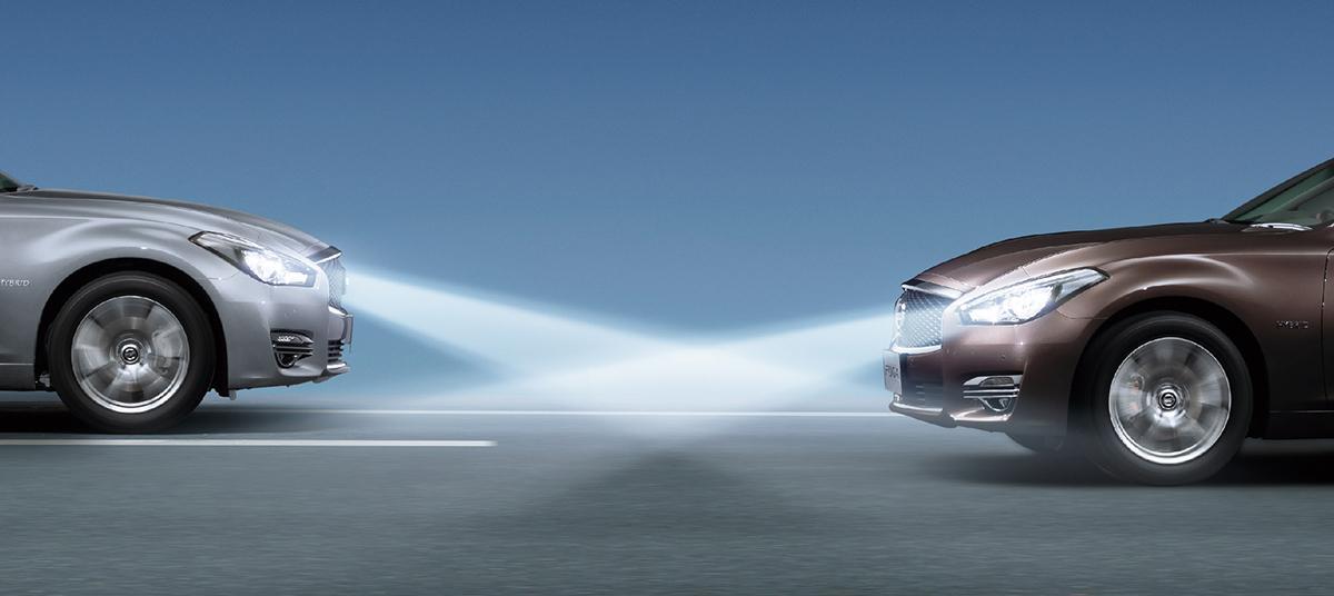 日産シーマとフーガが仕様を向上 安全装備充実でサポカーSワイドに該当