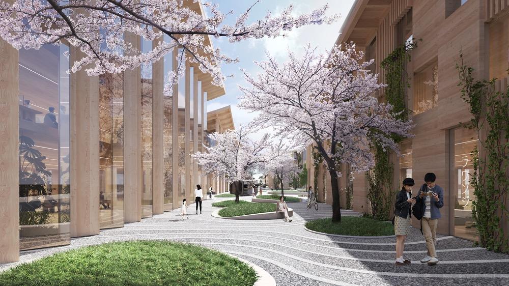 トヨタが夢のような街「コネクティッド・シティ」を静岡に作る【CES 2020】