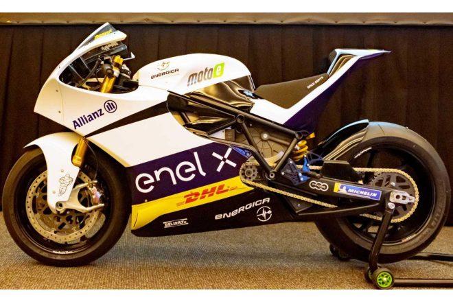 2019年5月に開幕控える新設電動バイクレースのMotoE、「今後3年で競争力あるレースに」