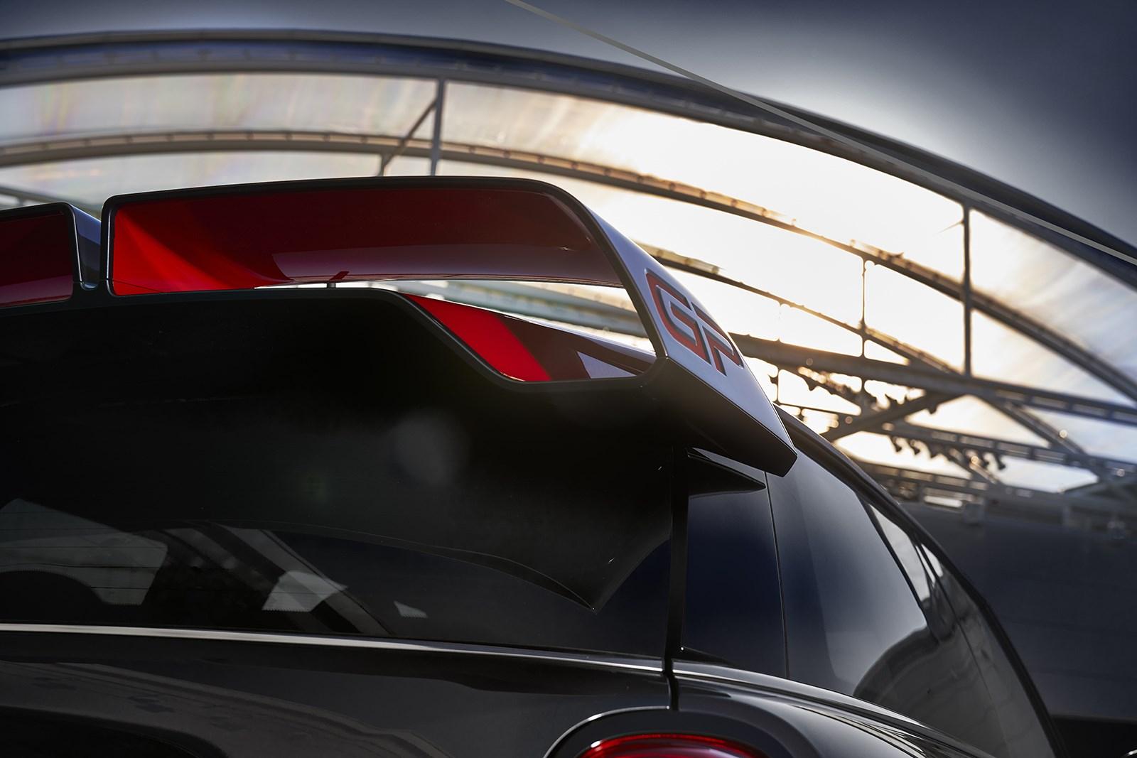 MINIのハイエンドスポーツ、新型ジョンクーパーワークスGP が2020年に登場
