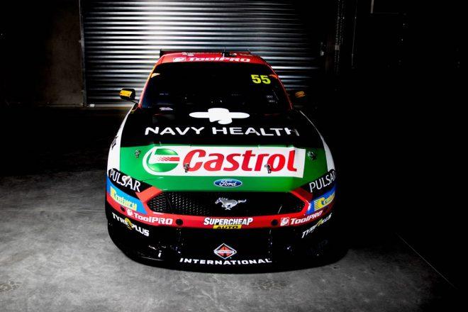 オーストラリア・スーパーカーのシーズンラウンチ開催。フォード、ホールデン、ニッサンの3車が集う