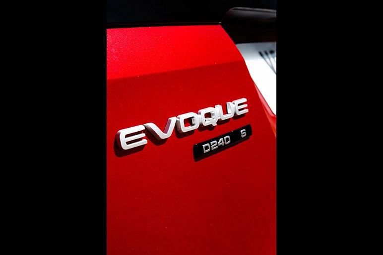 ランドローバー期待のドル箱、新型イヴォークはガソリンモデルが600万円~