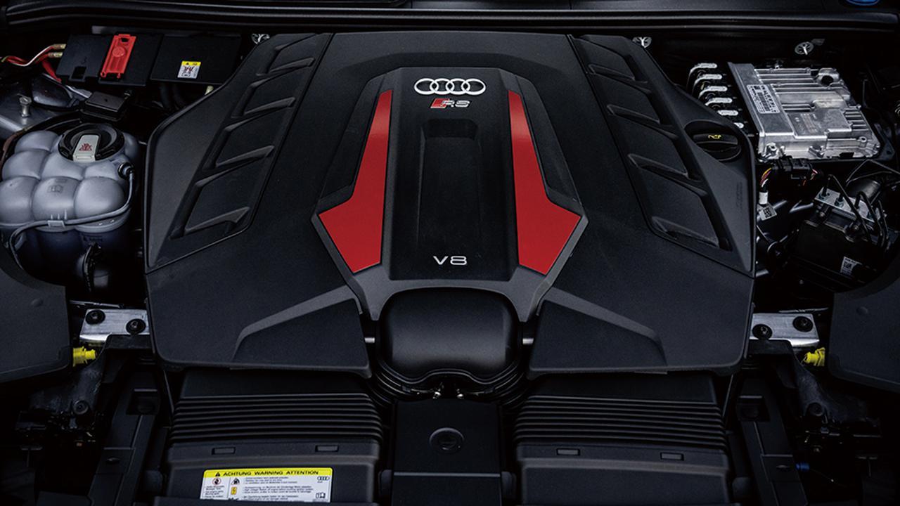 【海外試乗】アウディRS Q8はスポーツカーの遺伝子を強く感じさせるラグジュアリーSUV