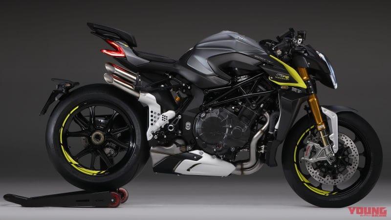 【注目はスーパーベローチェとラッシュ1000】MVアグスタの2020年モデルが一挙登場! 予約受付開始