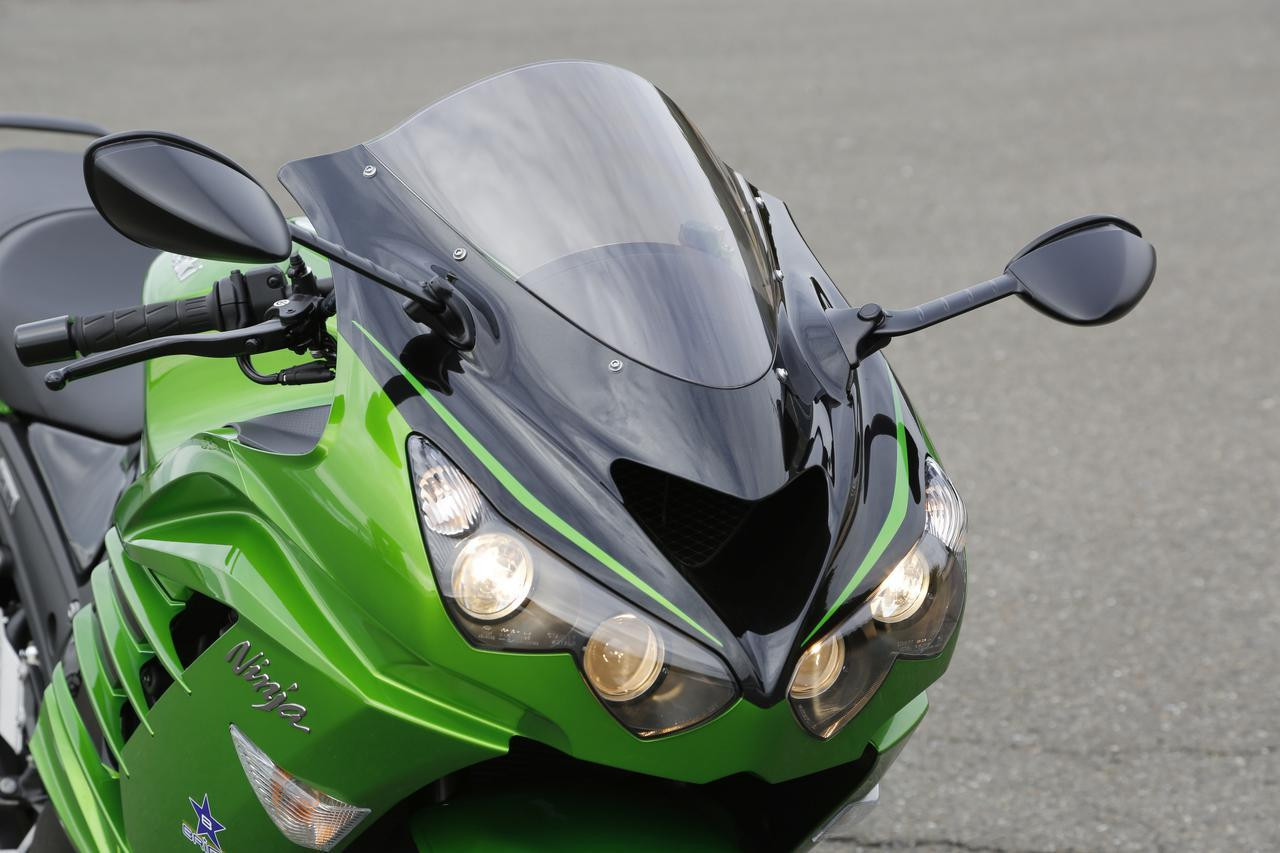 〈試乗インプレ〉カワサキ「Ninja ZX-14R」変わりゆくメガスポーツの概念(2018年)