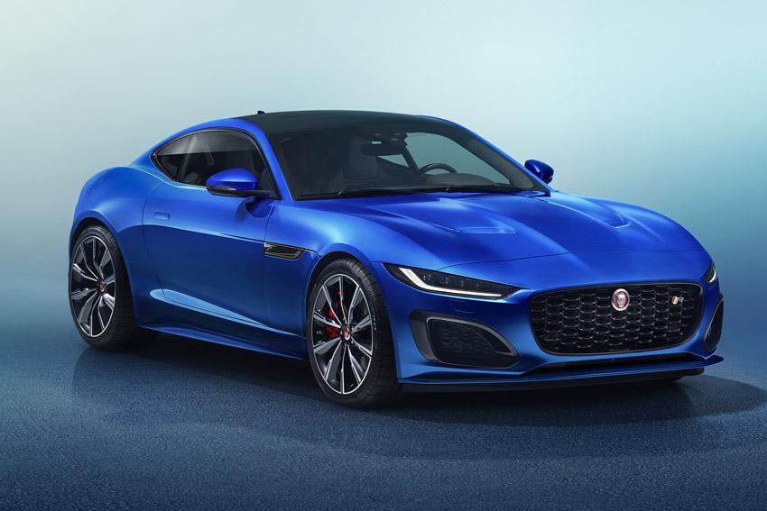 ジャガー 「Fタイプ」2021年モデルの受注開始