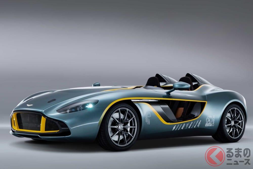 1台ン億円という噂も!? アストンマーティンが88台限定の「V12スピードスター」発売を決定!