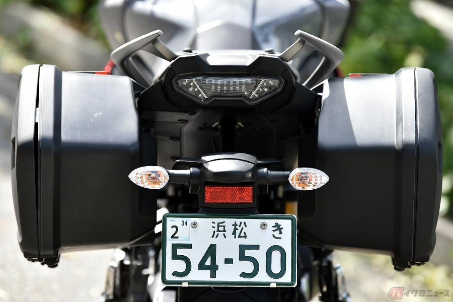これは新ジャンル? ヤマハ「トレーサー900」は日本のライダーに最適!