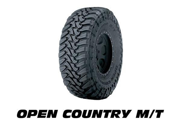 トーヨー、SUV用タイヤ「オープンカントリー」シリーズのサイズを拡充