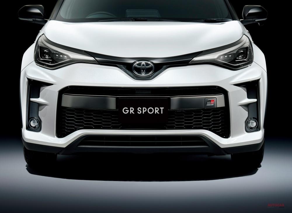 トヨタC-HRに「GRスポーツ」 マニュアルも一部設定 マイナーチェンジで追加