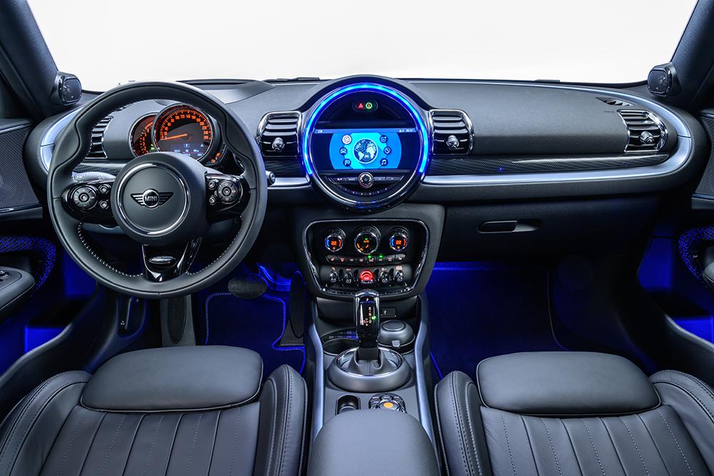 BMW新型ミニ・クラブマン、内外装やエンジンなどを大幅に仕様変更