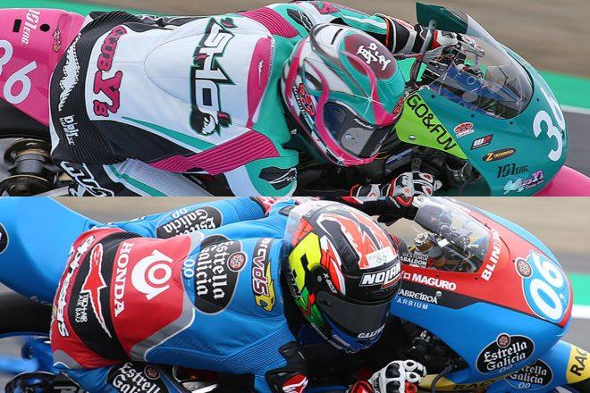 ワイルドカード参戦の厳しい現実。MotoGP日本GP初日を終え長谷川聖、山中琉聖が突き当たる壁