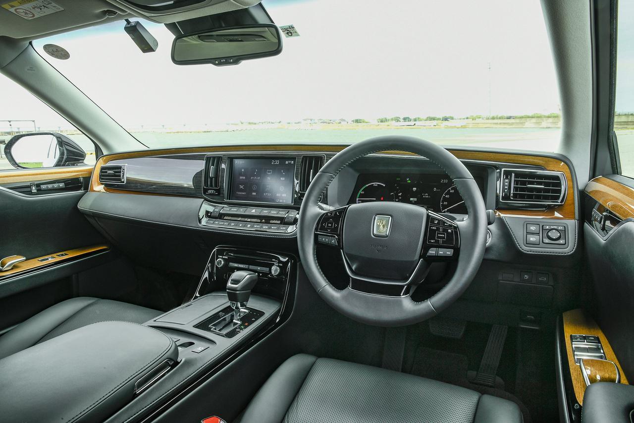 【試乗】トヨタ センチュリーはその品格と匠の技をどう継承したのか