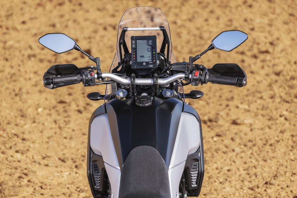 ヤマハ・テネレ700がミラノショーでデビュー!「妥協なき本格オフローダー! でもどこか都会的で洗練されたデザイン」