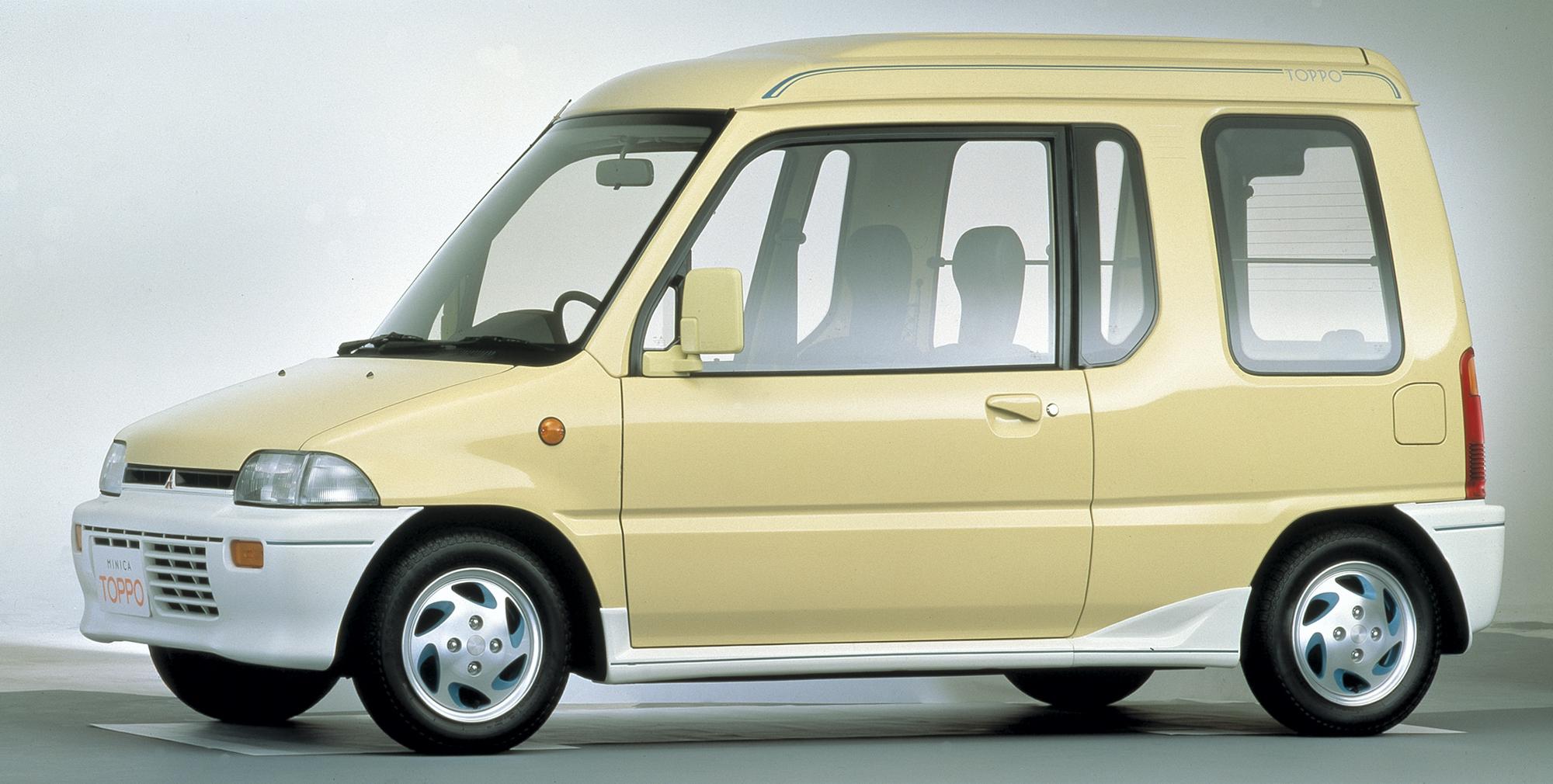 あり?なし?左右非対称なデザインの車