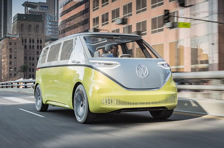 2020年から市販されるVWの電気自動車3兄弟に一気乗りする