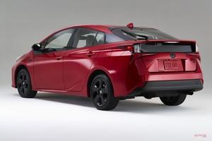 【ブラックで、ちょい悪】トヨタ・プリウス 北米で特別仕様車、2020エディション