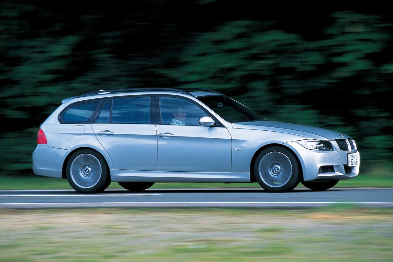 【ヒットの法則230】E90型 BMW 3シリーズ、セダンかツーリングかの選択は悩ましかった