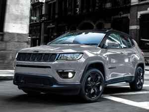 ジープの人気SUV、チェロキー/コンパス/レネゲードの特別仕様車「ナイトイーグル」が発売に