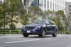 【試乗】日本では20台のみ限定販売となる「ベントレー ベンテイガ スピード」