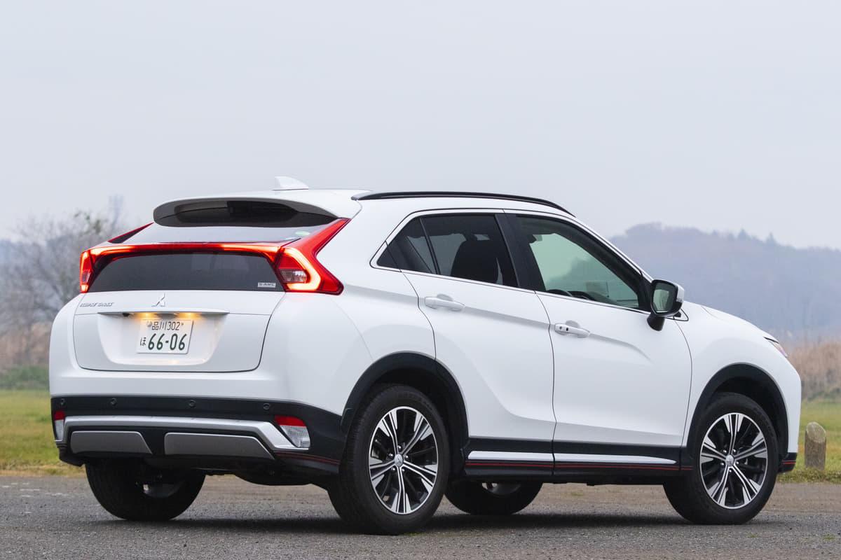 【試乗】SUVでもよく曲がるは本当? 三菱エクリプスクロスの実力を検証