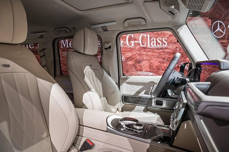新型Gクラス続報。メルセデス・ベンツG社やドア開閉音のトリビアとは?