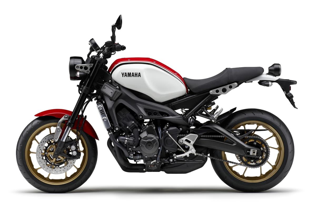 80年代の往年モデルを彷彿させるカラーリングを新採用!ヤマハXSR900がマイナーチェンジ