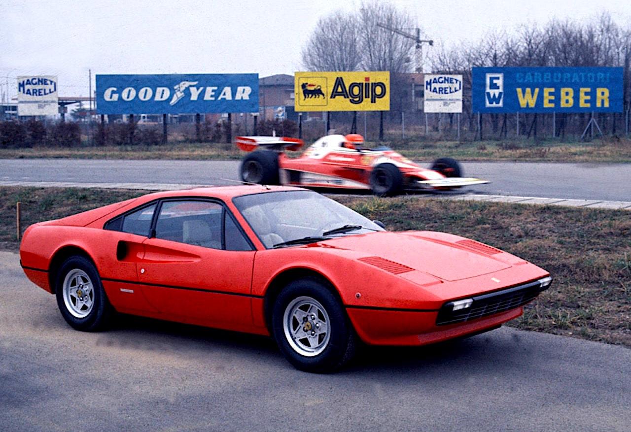 8気筒ミッドシップの原点「フェラーリ 308 シリーズ」(1975-1982)【名作スーパーカー型録】