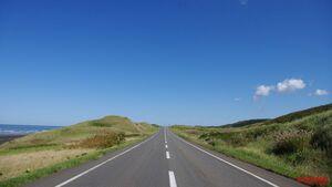 バイクで巡るニッポン絶景道:北海道 日本海オロロンライン【北の大地、最北端の絶景道】