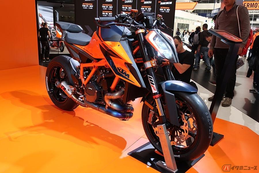 日本導入間近!? KTM新型3機種がモーターサイクルショーでお披露目か