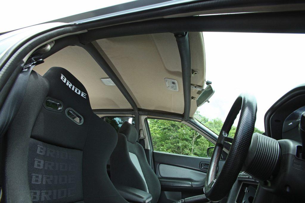 「R34スカイライン専門店が提案する大人のドリフト仕様」心臓部はD1GPスペックの500馬力オーバー仕様!?