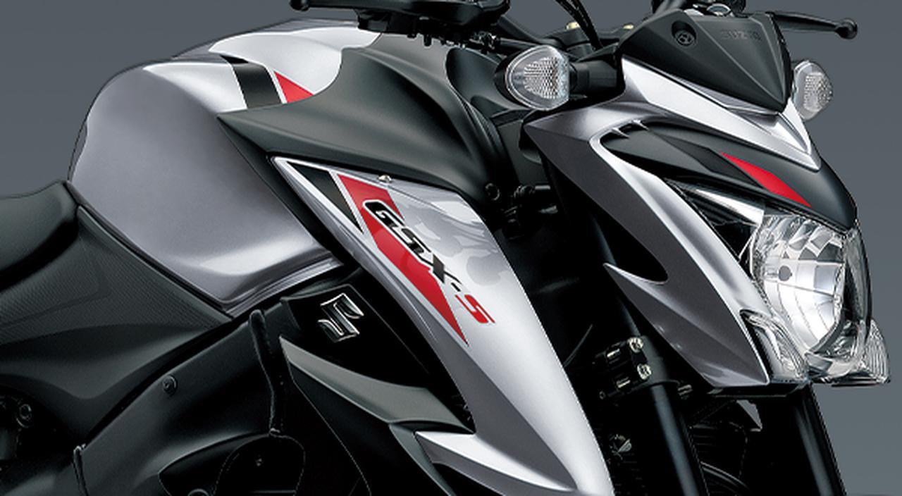 【新車】スズキ「GSX-S1000 ABS」にエキサイティングなカラーリングのニューモデルがラインアップ!