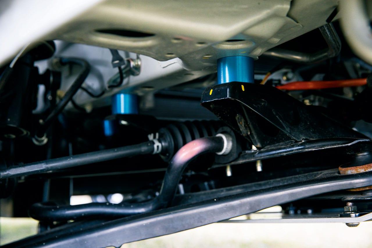 実用性に優れた「走れる」リフトアップスタイルに「走る」ターボキットまで! Kカー カスタム