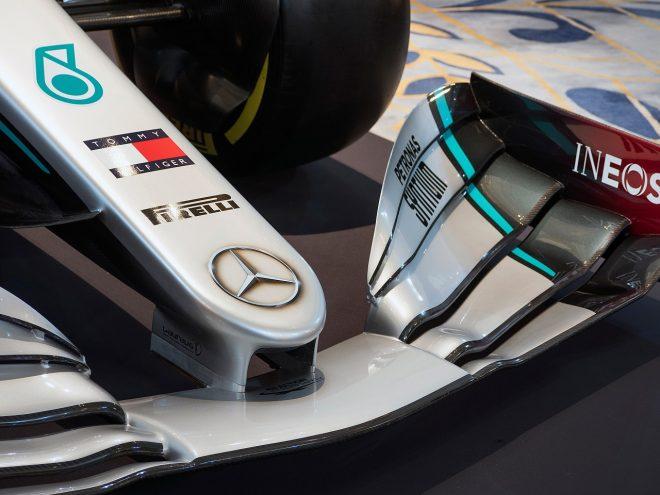 メルセデス、大型スポンサーとの長期契約でF1活動継続が確実に。チーム代表が「馬鹿げた撤退説」を完全否定