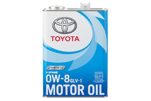 トヨタ 世界トップの超低粘度エンジンオイルを発売