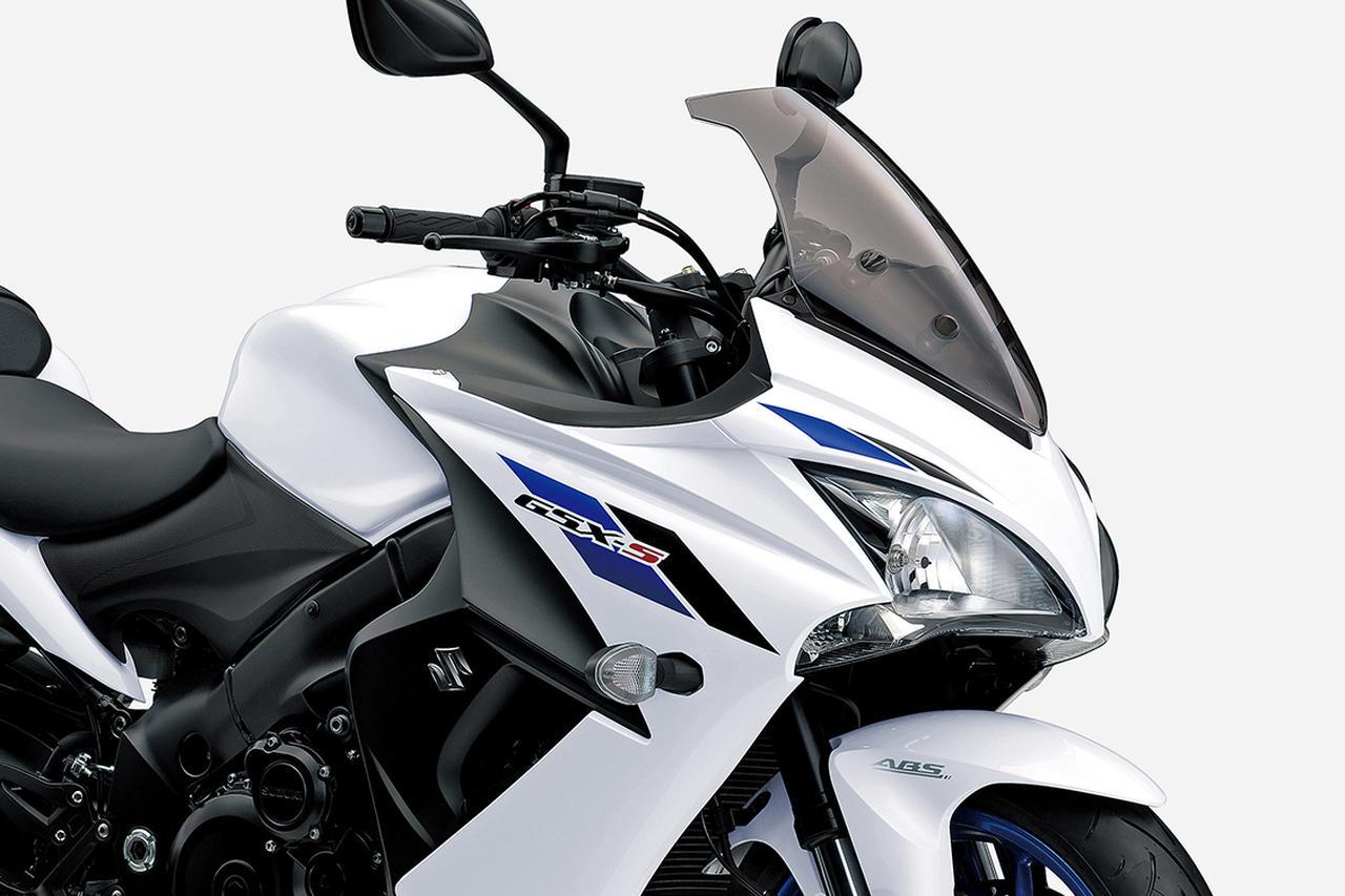 【新車】スズキ「GSX-S1000F ABS」にエキサイティングなカラーリングのニューモデルがラインアップ!