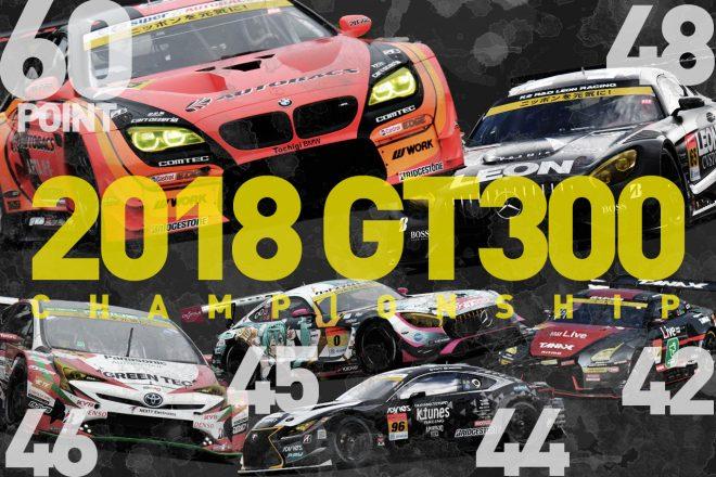 スーパーGT最終戦ポイント早見表:GT300はARTA優勢!? もてぎが得意なライバルが波乱を呼ぶか