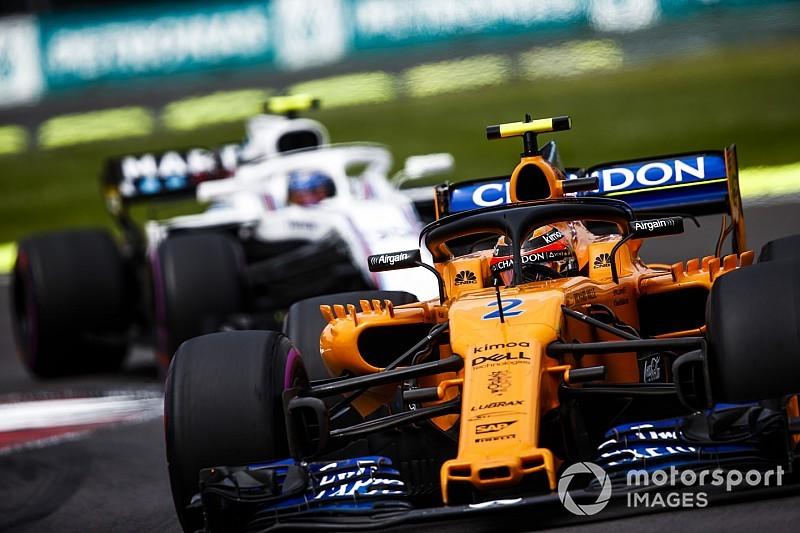 メキシコGPでのバンドーンのパフォーマンスを、マクラーレンが称賛「印象的な走りだった」